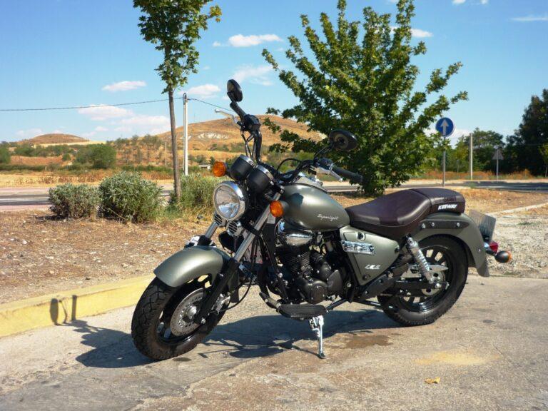 Manuales de motos KEEWAY PDF Descargar Gratis en español