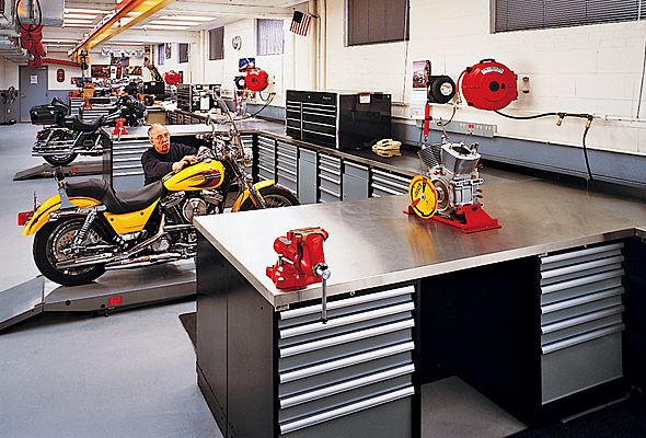 Manuales de taller y mecánica de motos